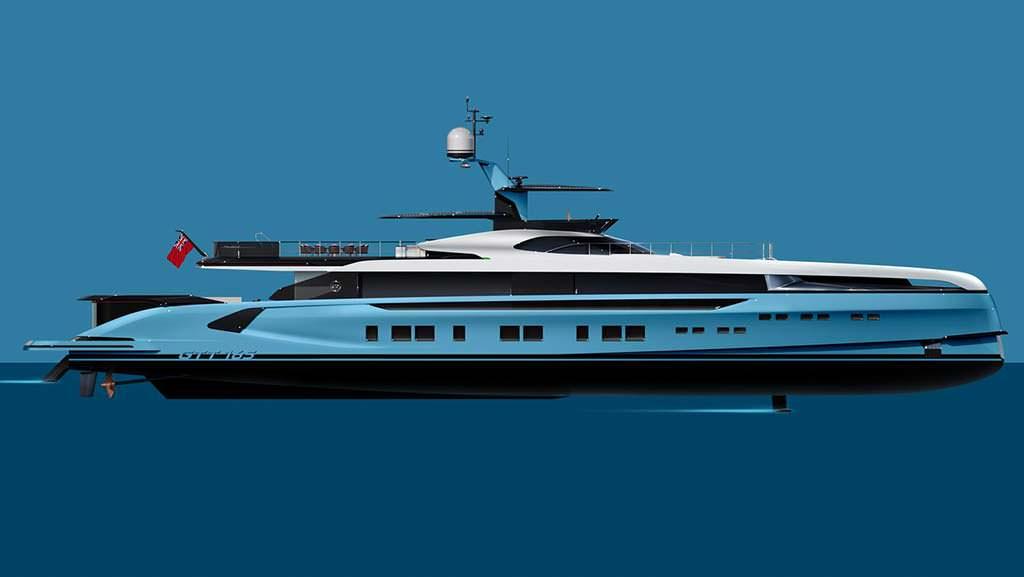 Яхта Dynamiq GTT 165 на 6 кают и 12 гостей