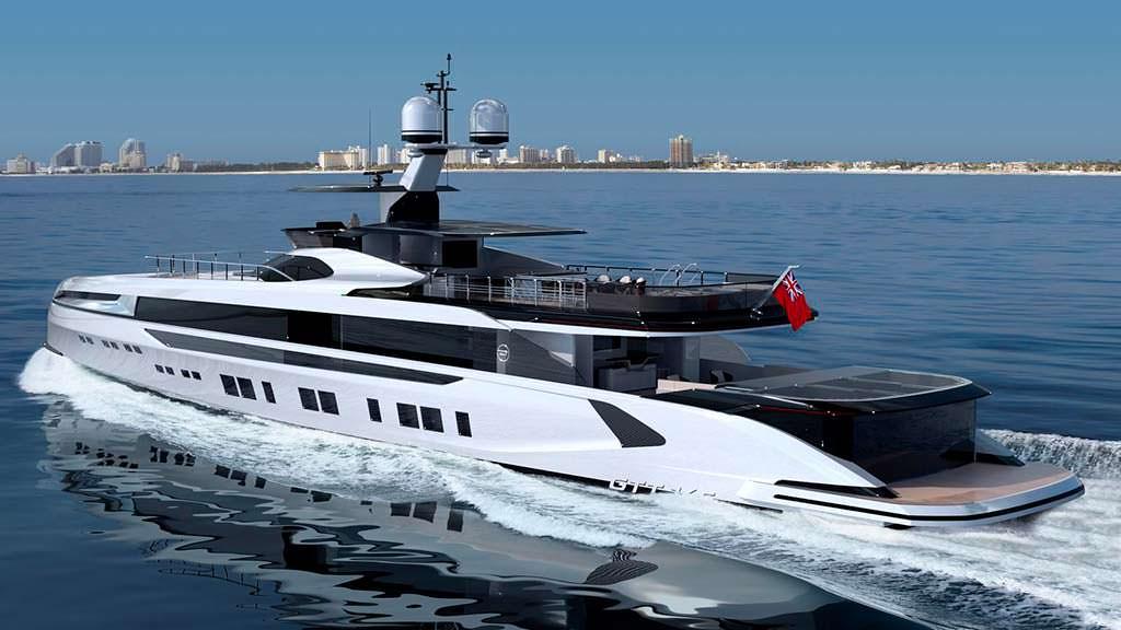 Яхта Dynamiq GTT 165. Стабилизационная система Humphree