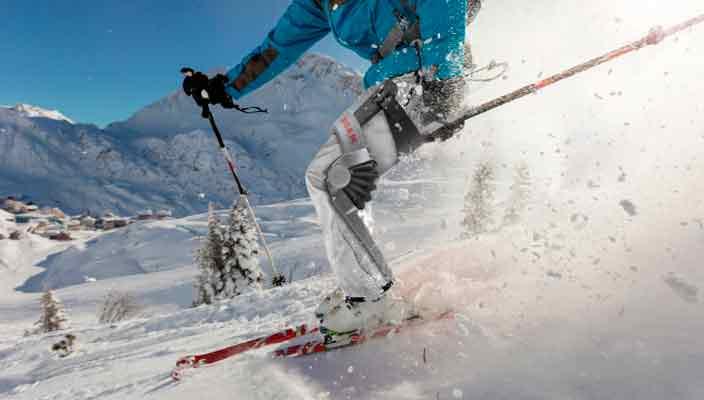Roam Robotics сделала экзоскелет для лыжников   цена и видео