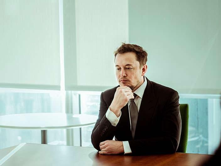Илон Маск - основатель Tesla и SpaceX