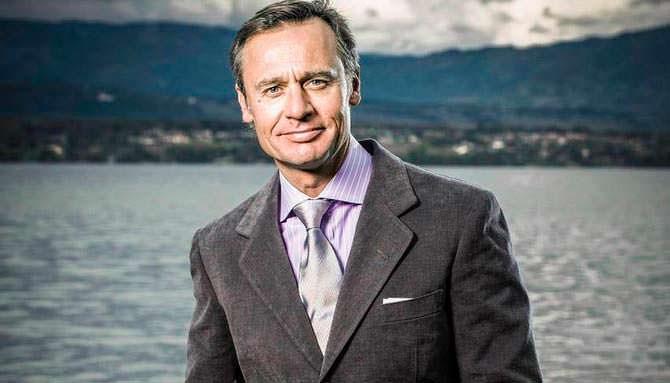 Эрнесто Бертарелли - самый богатый швейцарец