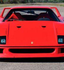 Владельцу Ferrari F40 не хватило на ремонт $800000 по страховке