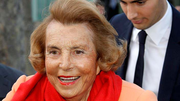 Франсуаза Бетанкур Майерс - самая богатая женщина в мире