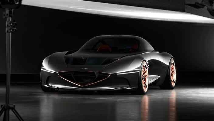 В Genesis показали электромобиль будущего Essentia | фото
