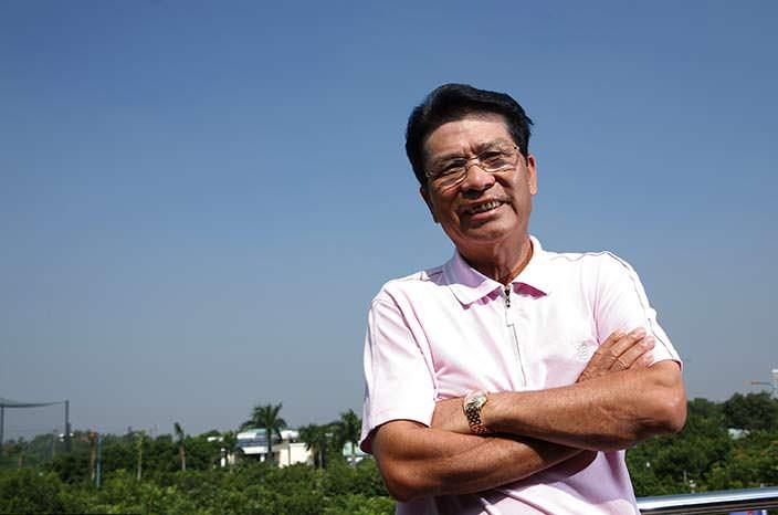 Хе Сяньгцзянь - основатель Media Group