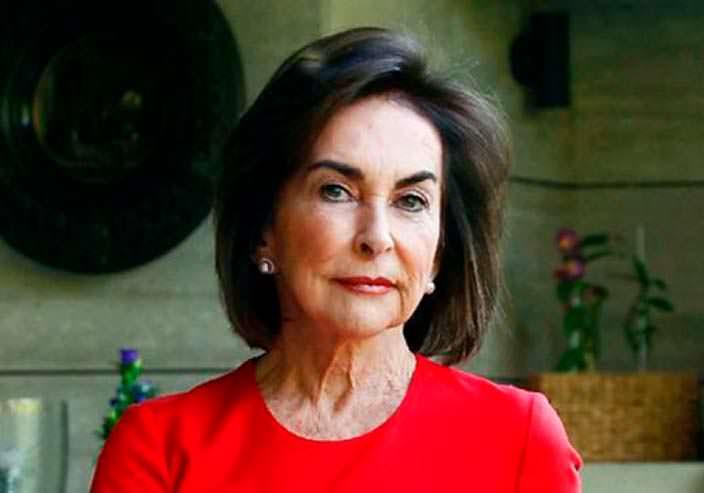 Айрис Фонтбона - самая богатая чилийка