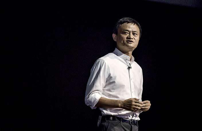 Джек Ма - самый богатый человек в Китае