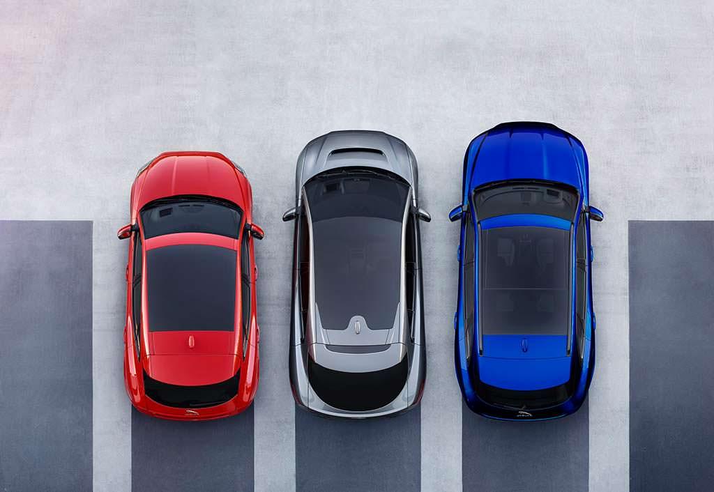 Кроссоверы компании Jaguar