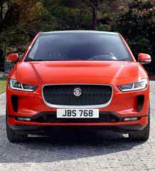 Электрокроссовер Jaguar I-Pace перешел в серию | фото, видео