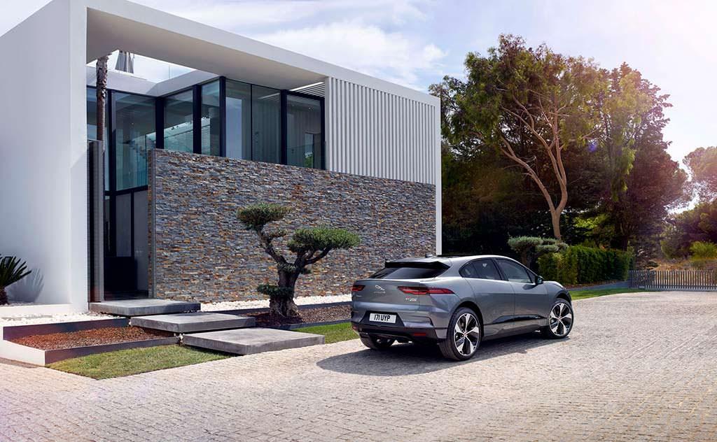 Новый Jaguar I-Pace 2019