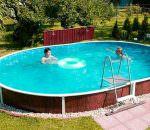 Какой выбрать бассейн для дачи? Доступные варианты от INTEX