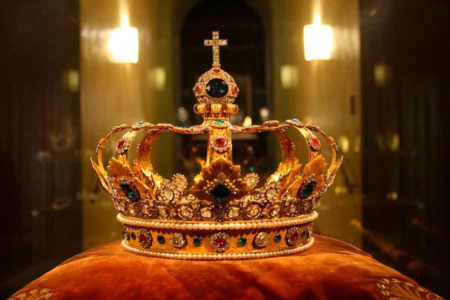 Корона Баварии. Цена более $17 млн