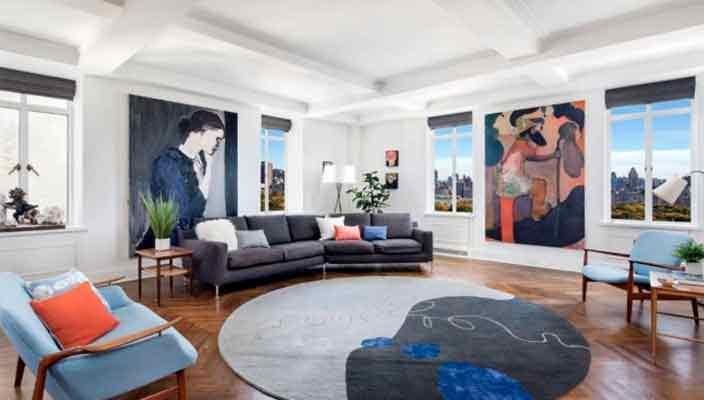 Квартира Дайаны Китон в Нью-Йорке продается | цена, фото