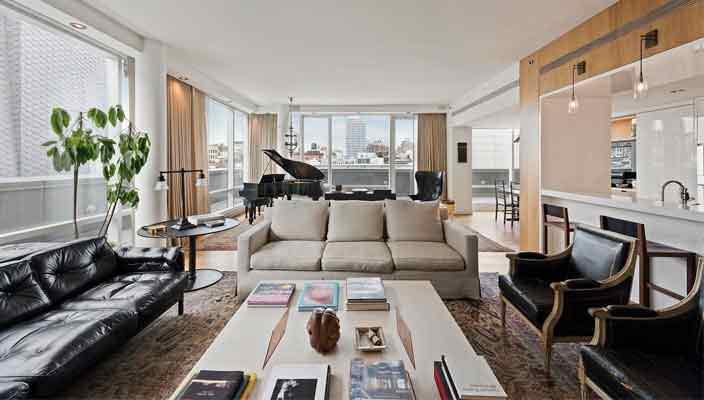 Джастин Тимберлейк продает квартиру в Нью-Йорке | фото, цена