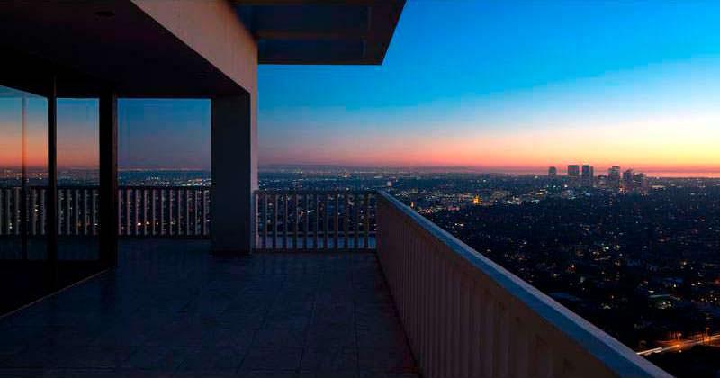 Квартира с панорамным видом на Тихий океан