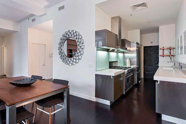 Квартира-лофт на Манхэттене за $13 500 в месяц