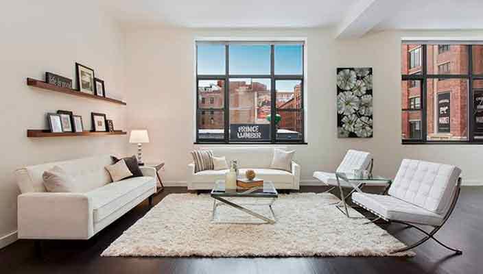 Квартира Оливии Уайлд в Нью-Йорке сдается за $13 500 | фото