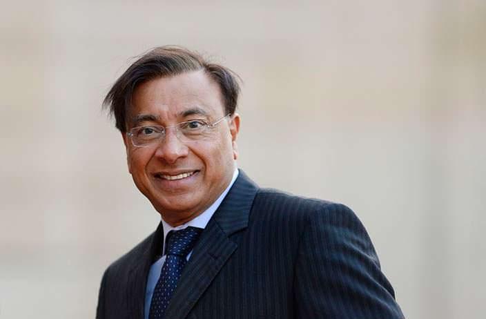 Индийский миллиардер Лакшми Миттал