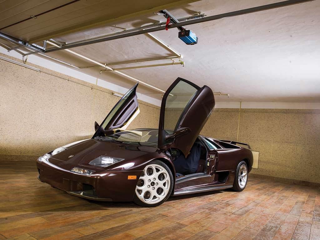 Коллекционный суперкар Lamborghini Diablo VT 6.0 SE