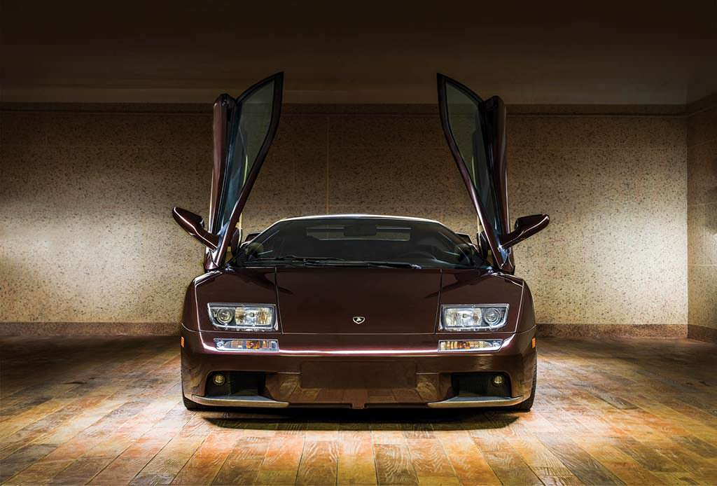Lamborghini Diablo VT 6.0 SE 2001 года выпуска
