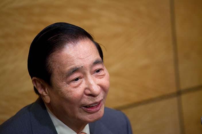 Ли Шауки - основатель конгломерата Henderson Land Development