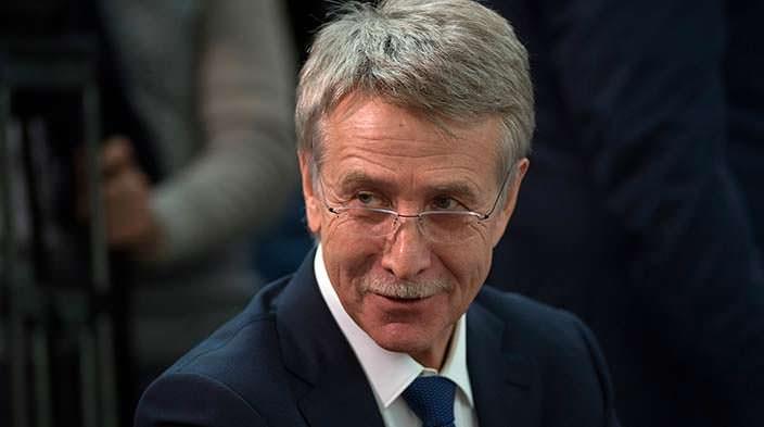Миллиардер Леонид Михельсон - глава газовой компании «Новатэк»