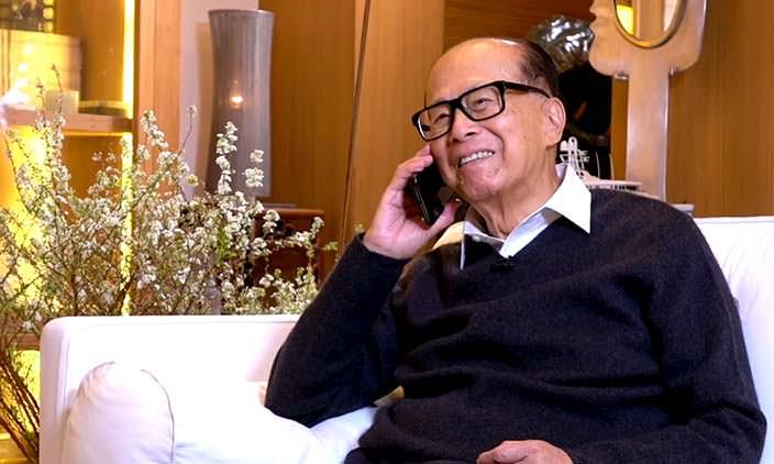 Ли Кашин - самый богатый человек Гонконга