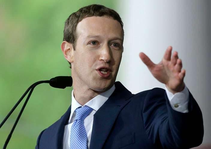 Марк Цукерберг - один из самых молодых миллиардеров мира