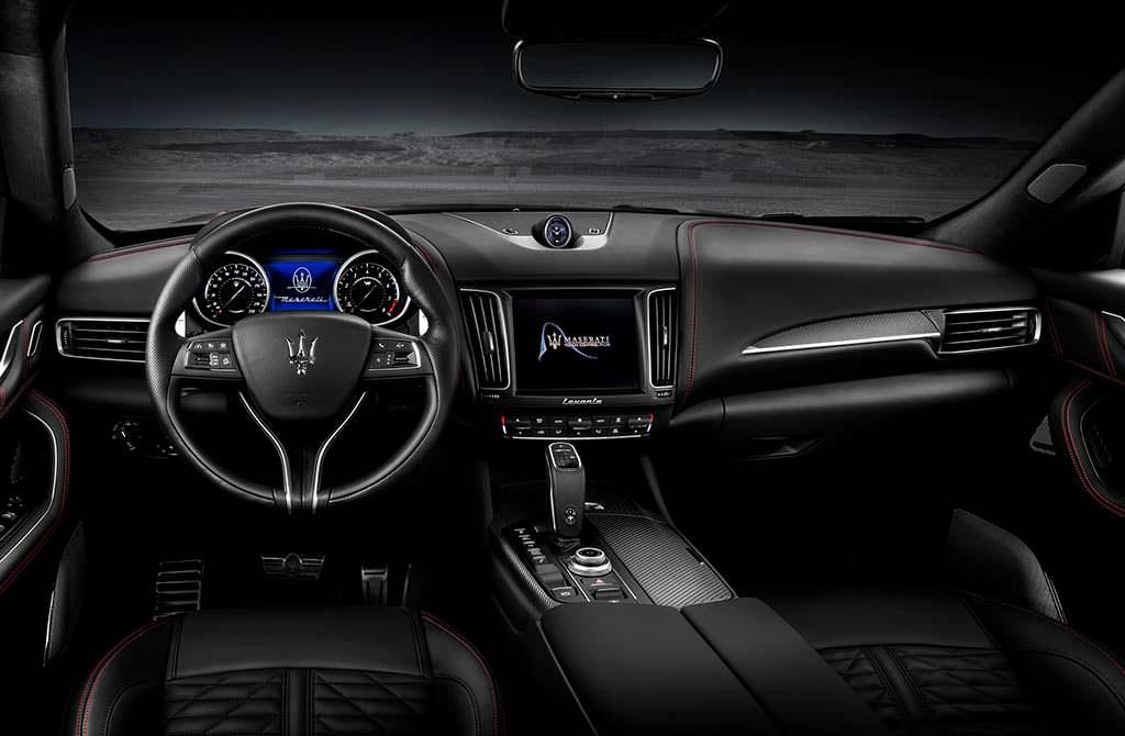 Фото салона Maserati Levante Trofeo