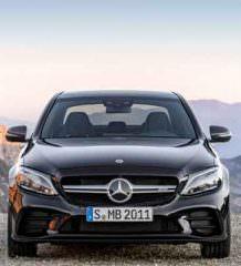 Рестайлинг Mercedes-AMG C43 2019 года. Больше мощности и стиля