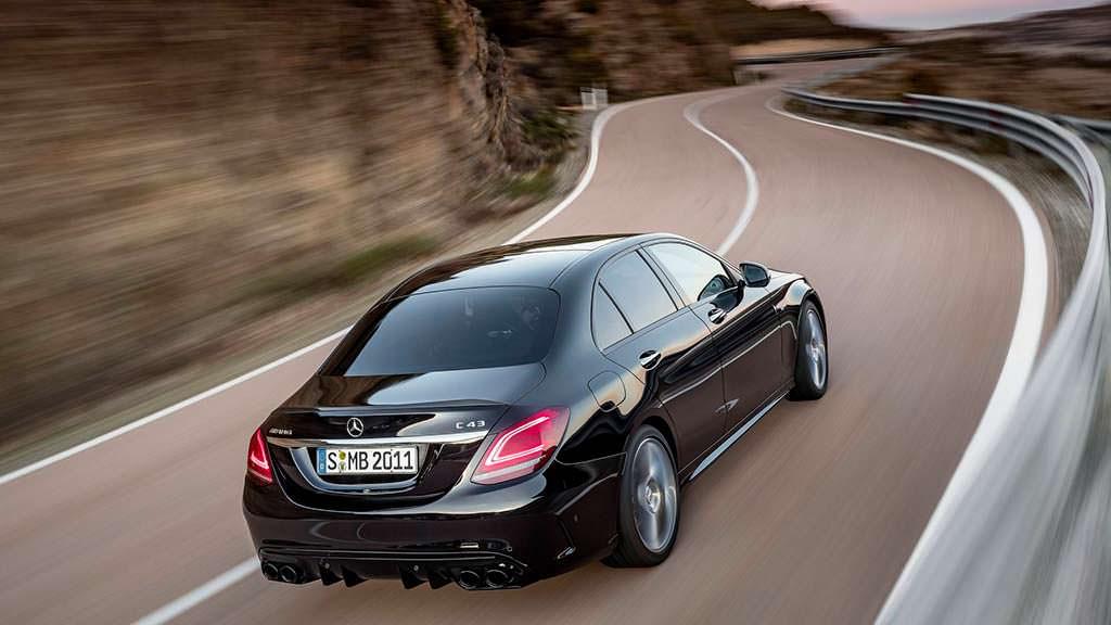 Новый Mercedes-AMG C43