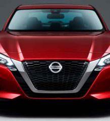 Седан Nissan Altima перешел в шестое поколение | фото