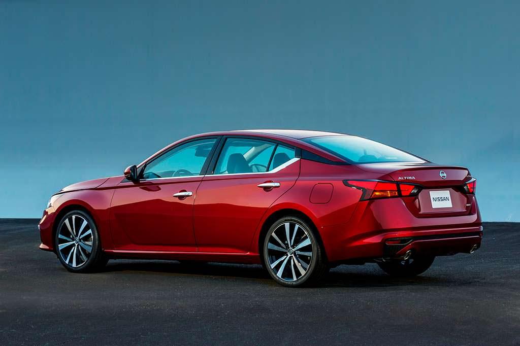 Новое поколение Nissan Altima