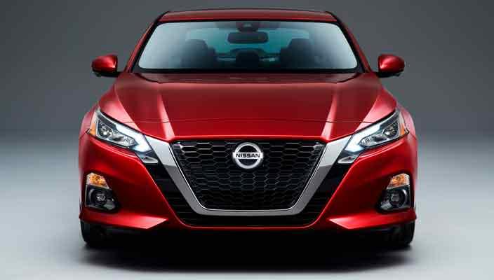 Седан Nissan Altima перешел в шестое поколение   фото