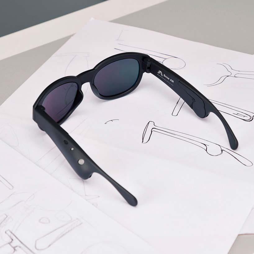 Bose AR - очки дополненной реальности