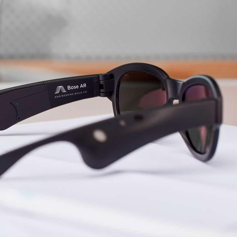 Bose AR - умные очки дополненной реальности