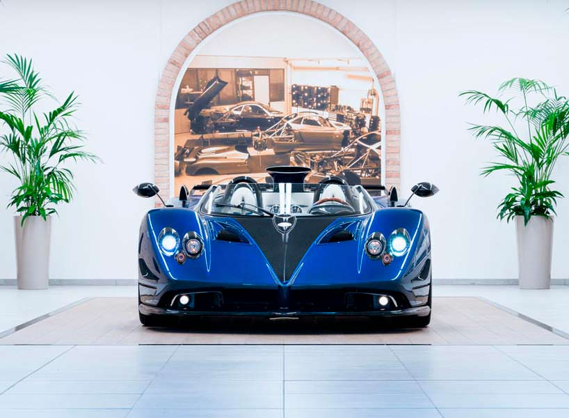 Pagani Zonda HP Barchetta - автомобиль за $20 миллионов