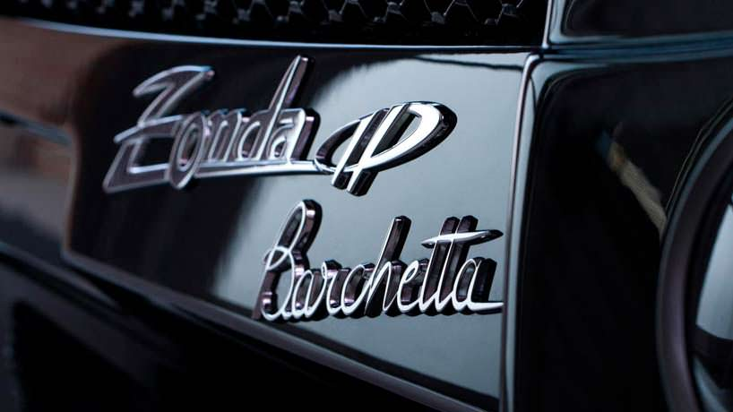 HP Barchetta