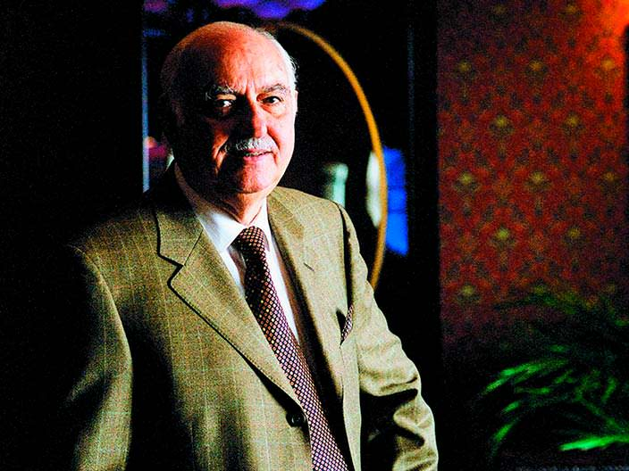 Паллонджи Мистри - наследник империи Tata Sons