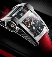 В Parmigiani создали часы в честь Bugatti Chiron Sport