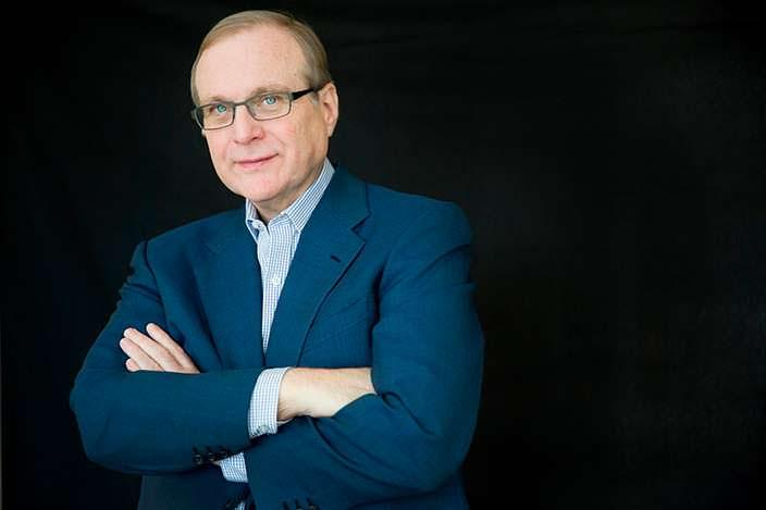 Пол Аллен владел 28% акций Microsoft в 1983 году