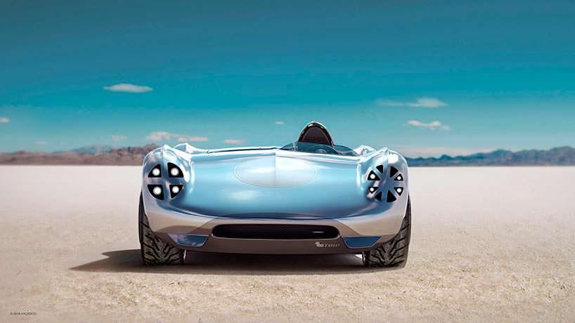 La Bandita - первый автомобиль, напечатанный на 3D-принтере
