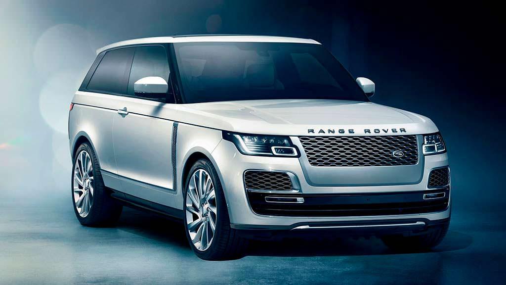 Range Rover SV Coupe ручной сборки