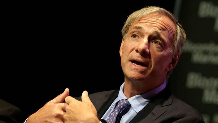 Рей Далио - основатель хедж-фонда Bridgewater Associates