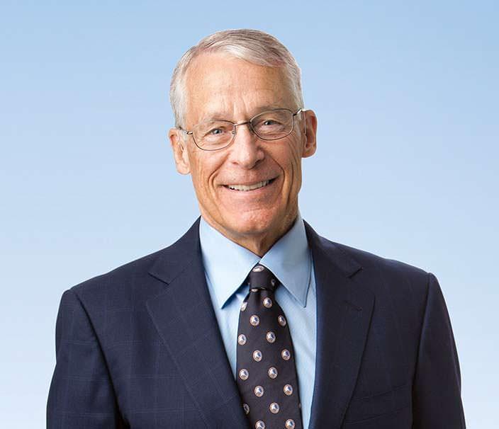 Робсон Уолтон - бывший председатель сети супермаркетов Walmart