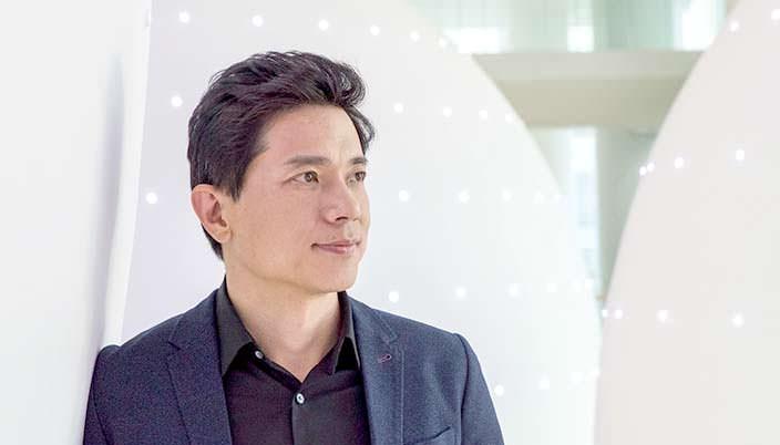 Робин Ли - основатель компании Baidu