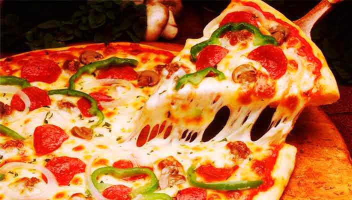 Rock & Roll: пицца с доставкой на дом в Днепре