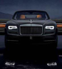 Rolls-Royce Wraith Luminary Edition посвятили звездам | фото