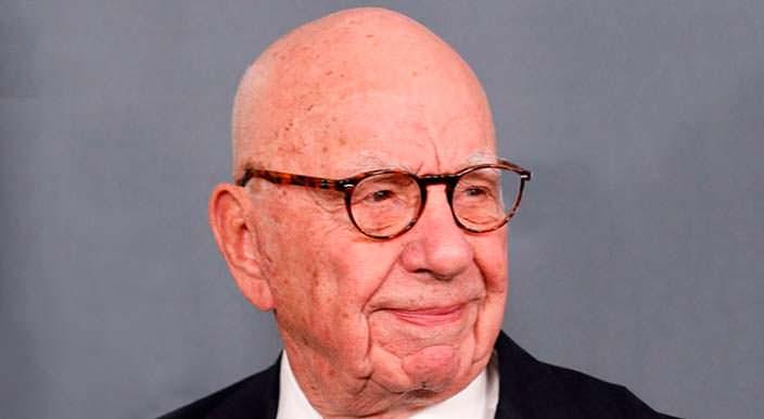 Руперт Мёрдок - владелец News Corp и XXI Century Fox