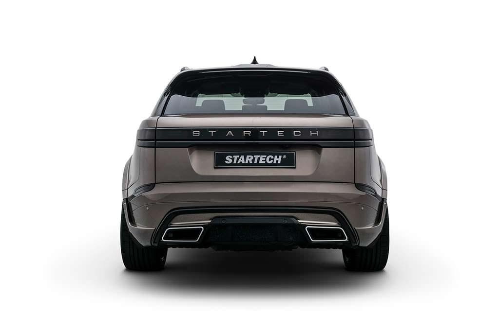 Новый Range Rover Velar. Тюнинг от Startech